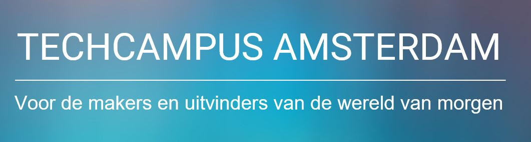 logo Techcampus Amsterdam