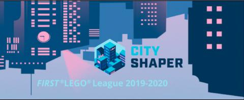 First Lego League City Shaper