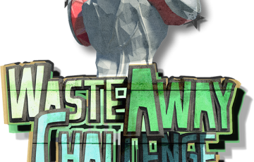logo Waste Away Challenge